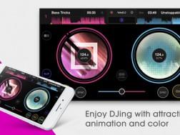 手軽にiPhoneでDJが楽しめる「WeDJ for iPhone」が今なら無料!