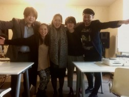 IDPS 東京校 卒業生クラス 最後のご挨拶!